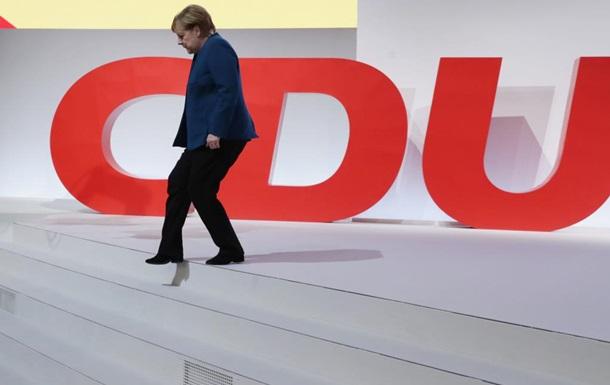 «Смерть» Меркель. Погром у Гамбурзі