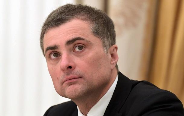 Борщ есть, нации нет . Тезисы Суркова об Украине