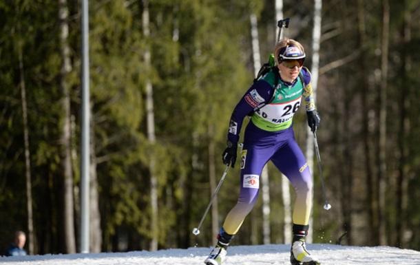 Пидгрушная выиграла серебро чемпионата Европы в суперспринте