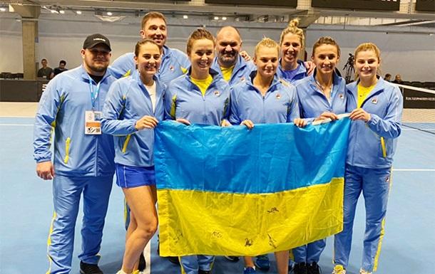 Матч Кубка Федерации между украинками и японками может пройти в Украине