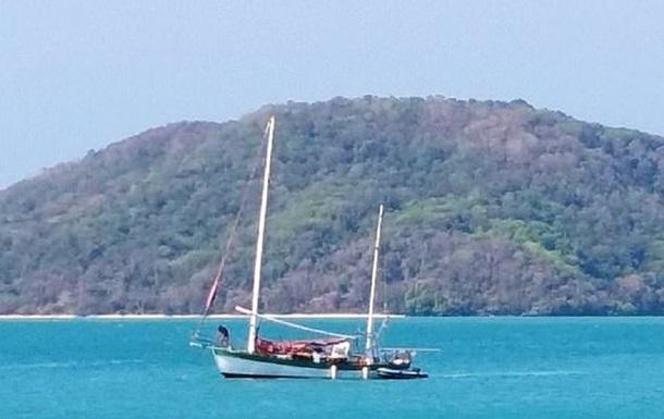 Турист провів у відкритому морі три доби