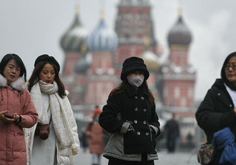 В Москве объявили  охоту  на китайцев