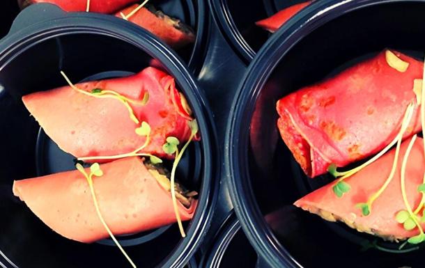 Здорові млинці на Масляну від засновниці сервісу FoodEx Світлани Котенко
