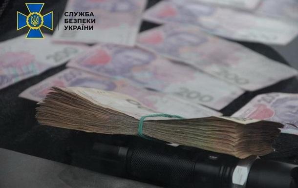 В Ивано-Франковске главный инженер предприятия попался на взятке - СБУ