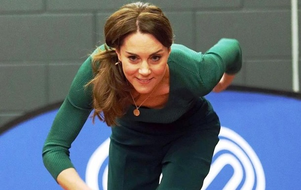 Кейт Миддлтон соревновалась в беге с атлетами