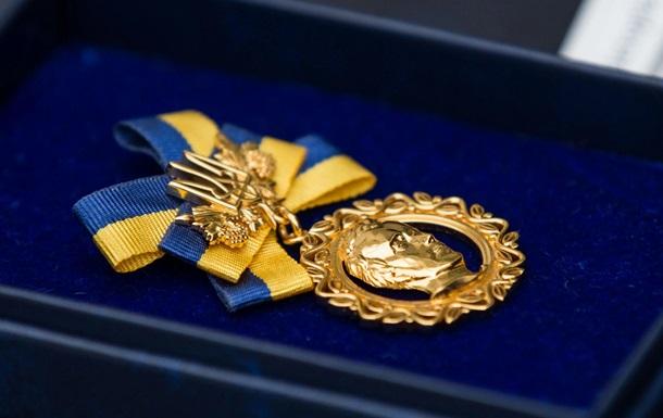 Стали відомі лауреати Шевченківської премії