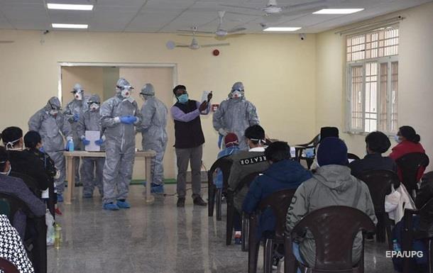 Названо число жертв коронавируса вне Китая