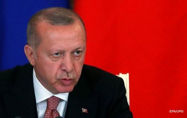 Эрдоган рассказал об успехах Турции в Сирии