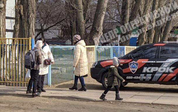В школе Днепра распылили газ: в больницу попали 15 учеников