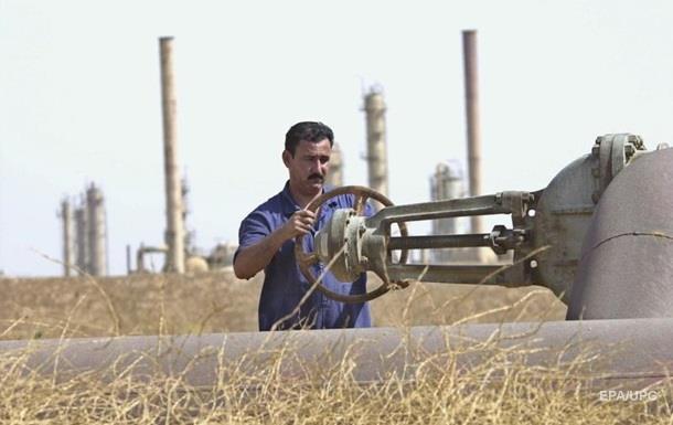 Ціни на нафту впали до мінімуму за два роки