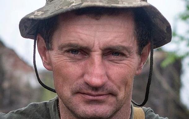 Названо имя погибшего бойца на Донбассе