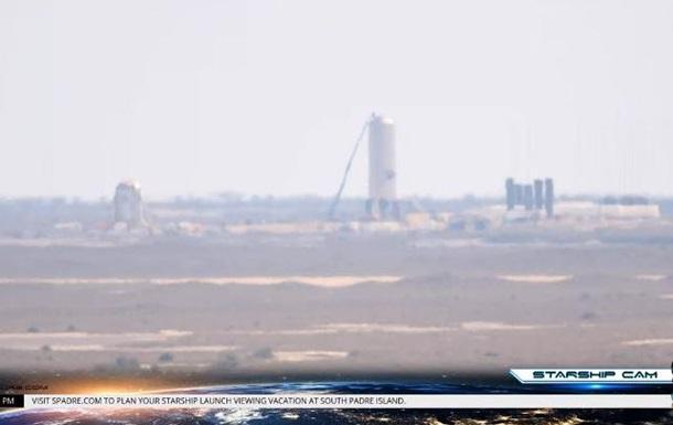 Космический корабль Маска Starship не прошел испытание