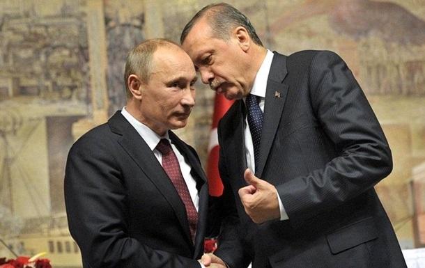 Эрдоган встретится с Путиным - Korrespondent.net