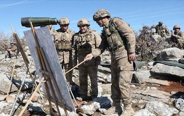Турецкий беспилотник уничтожил трех командиров Асада