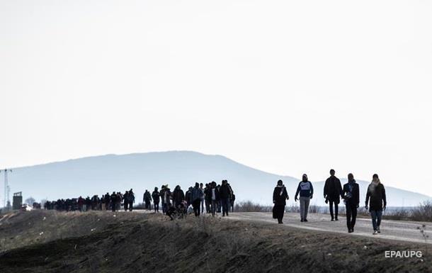 В Евросоюз из Турции пропустили уже 76 тысяч беженцев