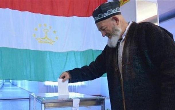 Парламентские выборы состоялись в Таджикистане