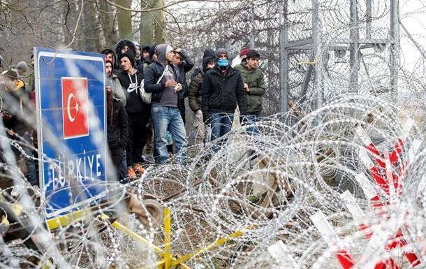 Глава Евросовета посетит греко-турецкую границу