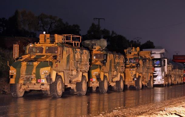 Итоги 01.03: Операция Турции и гибель на Донбассе