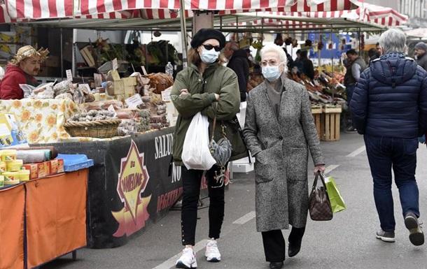 Коронавірус в Італії: уряд обіцяє фіндопомогу