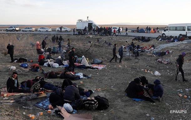 Туреччина пропустила в ЄС понад 100 тисяч мігрантів
