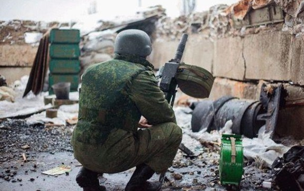Боевики «ДНР» атаковали укрепления ВСУ у Донецка