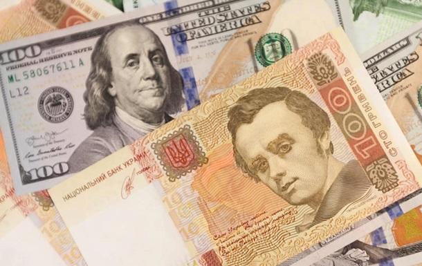 Гривна за месяц выросла к доллару на 1,4% - НБУ