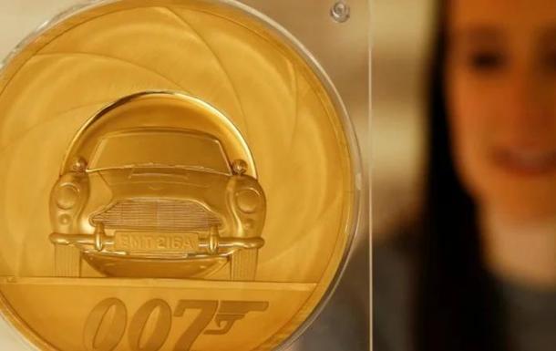 Найдорожча монета випущена у Великобританії