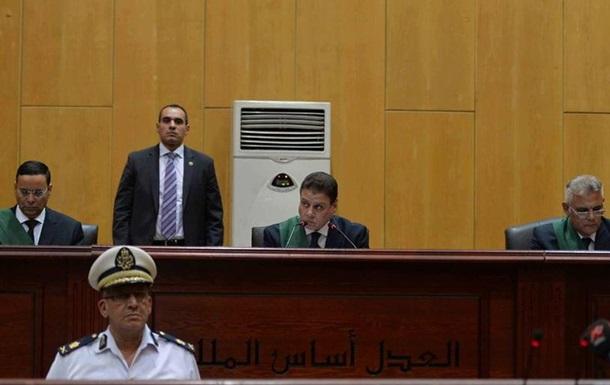 Єгипетський суд засудив до страти 37 бойовиків-ісламістів