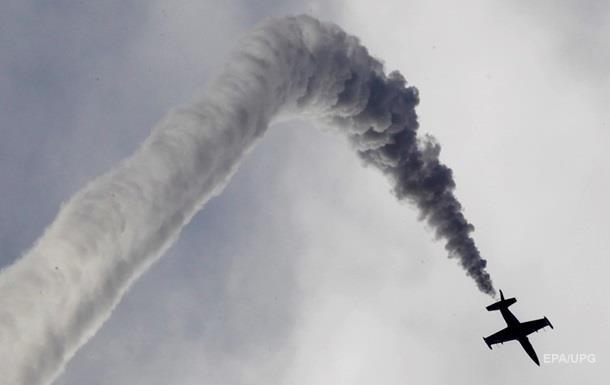Турция сбила сирийский военный самолет