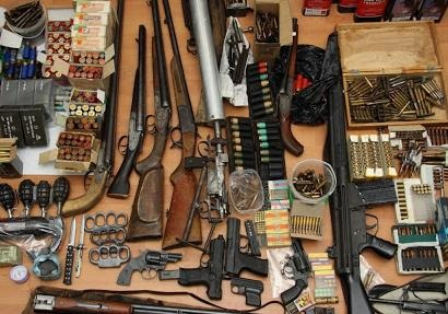 Нелегальна зброя із зони бойових дій. Чи є шляхи до зняття напруги?