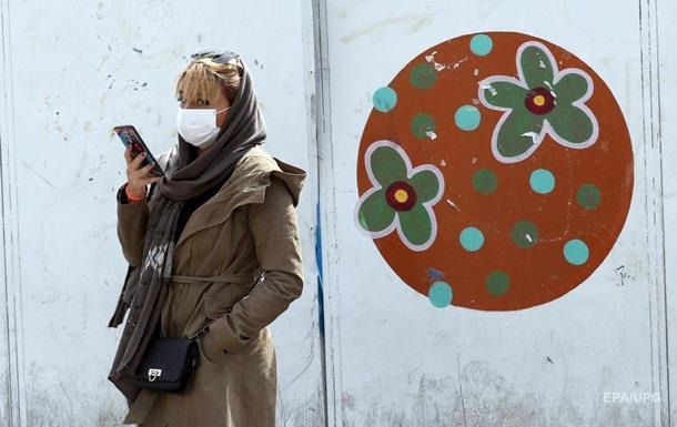 Коронавірус в Ірані: Китай евакуює своїх громадян