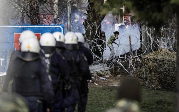 Біженці штурмують ЄС. Нову кризу зробила Туреччина