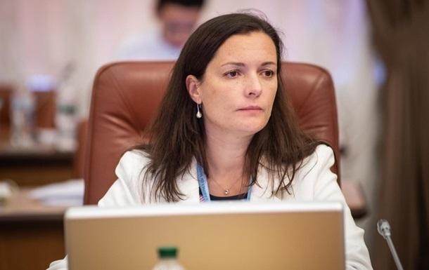 Скалецкая рассказала о запасе защитных масок в Украине