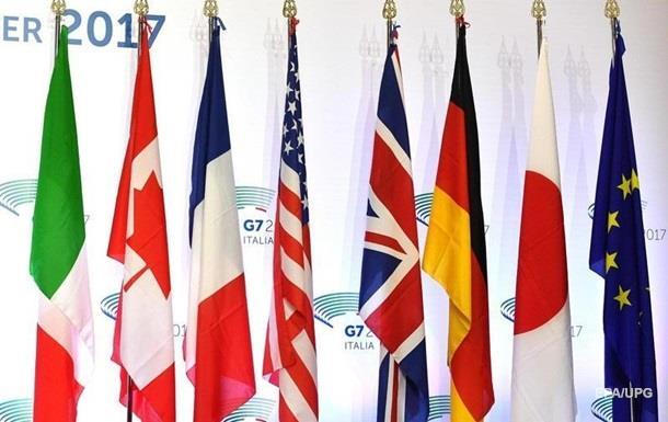G7 попытается уменьшить последствия коронавируса для экономики