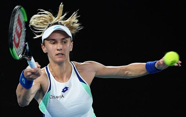 Цуренко виграла свій стартовий матч в Індіан-Уеллсі