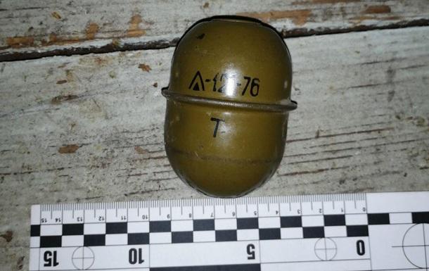 У Харківській області затримали продавця гранат