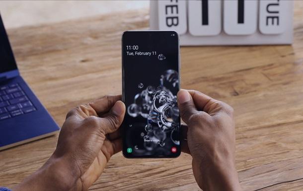 Флагман Samsung испытали на прочность