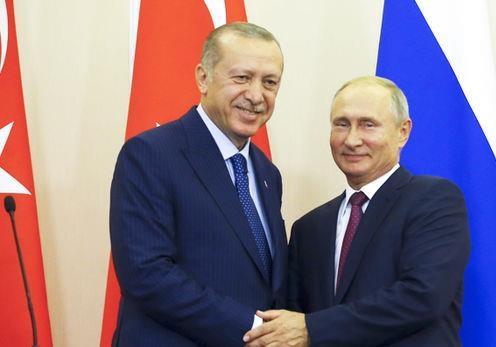 Кремль та Анкара – на шляху до прямого силового зіткнення. Сирія, Україна, Лівія