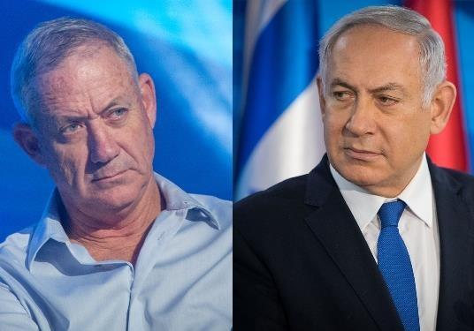 Израиль: туман  над Тель-Авивом