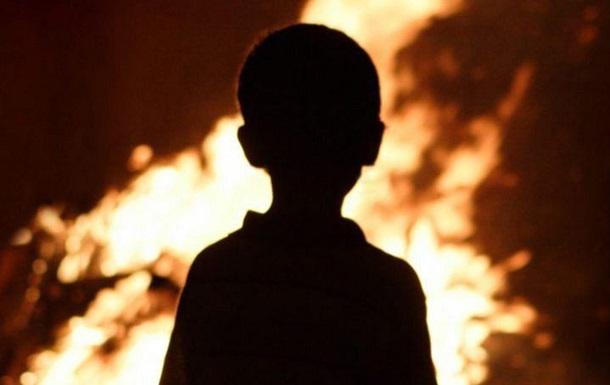 На Буковине при пожаре погибли три ребенка