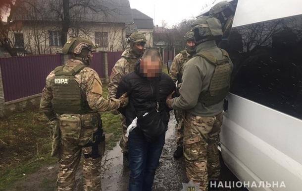 Во Львовской области перекрыли канал поставки наркотиков