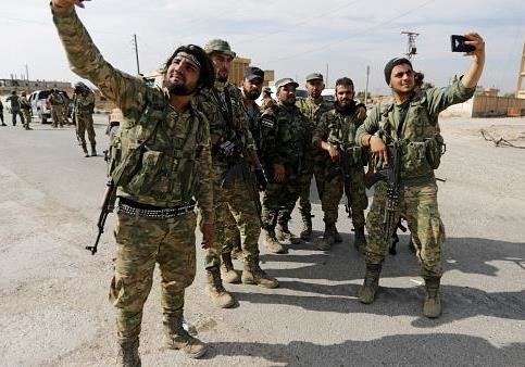 Конфликт в Сирии: смена тактики по-американски