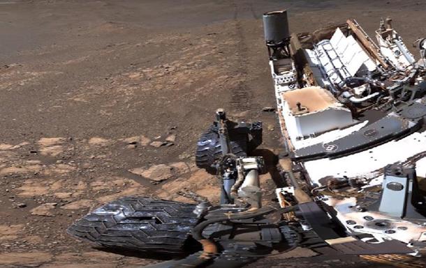В NASA показали завораживающую панораму Марса