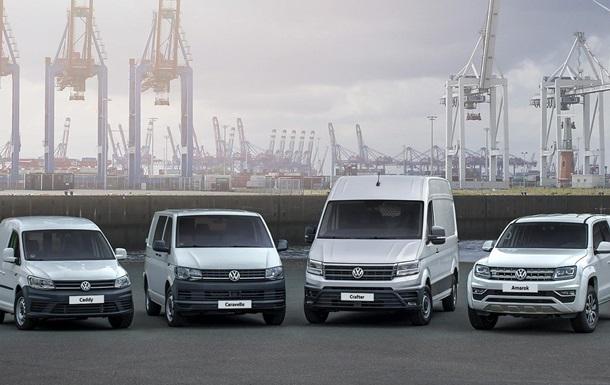 Все коммерческие автомобили Volkswagen сделали доступнее для бизнеса