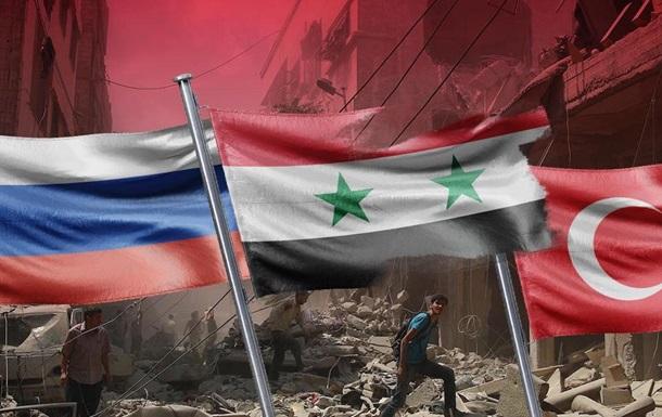 Сирийский конфликт: Турция переломила ход событий