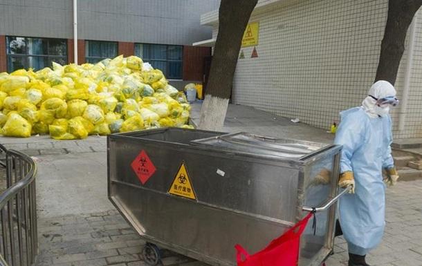 Китайцы показали, как утилизируют отходы в Ухане