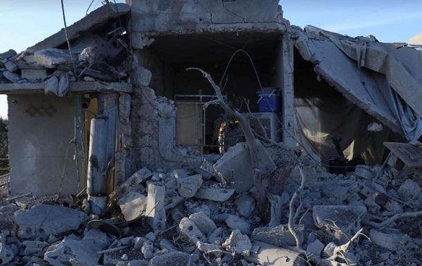 В Сирии под бомбовый удар попали мирные жители: 16 погибших