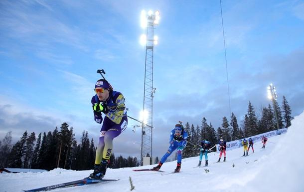Украина огласила состав на мужской спринт в Нове-Место