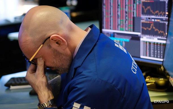 Фондовий ринок США обвалився на тлі новин про COVID-19