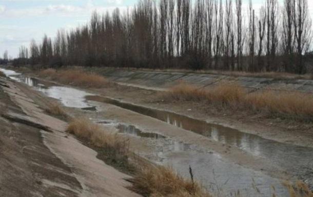 Шмыгаль поддерживает подачу воды в Крым